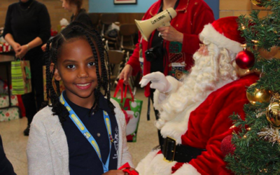 Our Lady of Black Rock Breakfast with Santa