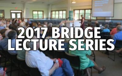 UB Newman Center 2017 Bridge Lecture Series