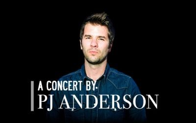 PJ Anderson Coming to the UB Newman Center